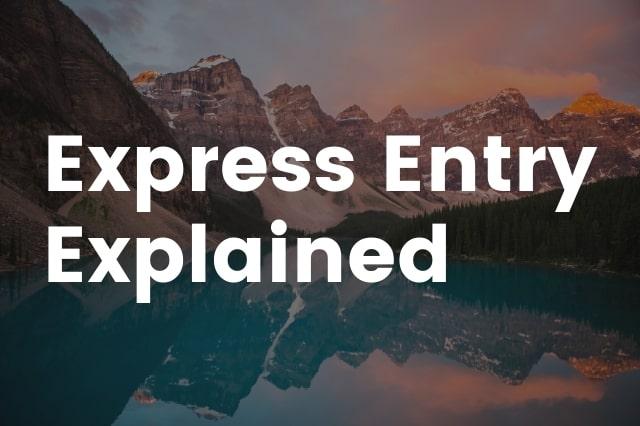Express Entry Explained Image