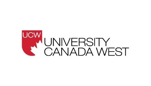 Canada University West Logo