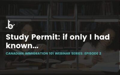 Canadian Immigration 101: Episode 2